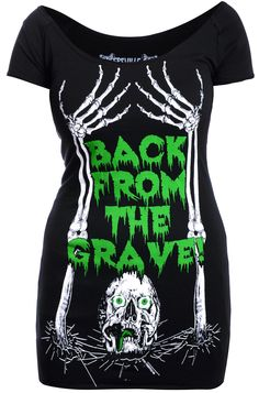 Kreepsville 666 Back From The Grave Dress - Kreepsville 666
