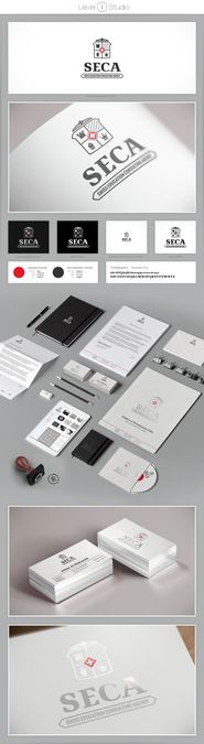 Creating an eye-catching brand identity package for a consulting firm based in Switzerland by Level 1 Studio