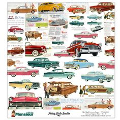 1960s scrapbook stickers - Google Search