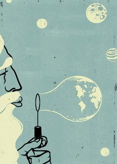 Mono Shout by alessandro gottardo, via Behance