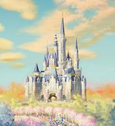 enchanted storybook castle - Google Search