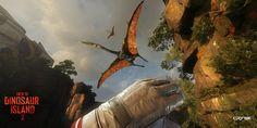 Disponible la demo de Back to Dinosaur Island 2 en VR http://j.mp/1pkZuOz |  #BackToDinosaurIsland2, #Crytek, #E3, #Noticias, #Oculus, #Tecnología, #Videojuegos