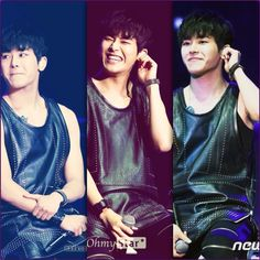 Bad boy ! Hoya INFINITE