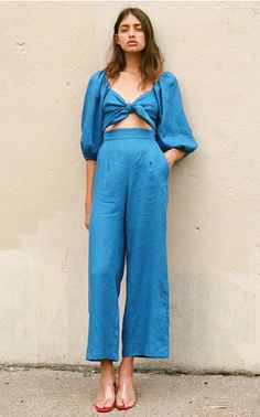 Get inspired and discover Mara Hoffman trunkshow! Shop the latest Mara Hoffman collection at Moda Operandi. Looks Street Style, Looks Style, Look Fashion, Fashion Outfits, Womens Fashion, Young Fashion, Vogue Fashion, Cheap Fashion, Dress Fashion