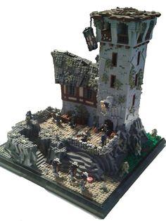 Outpost01 | by rrealrobert(hellboy)