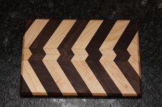 Amazon.com: Arrow Pattern Cutting Board: Handmade