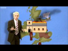 Horrible Histories The Anglo Saxon Report - YouTube