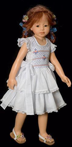 collectible Dolls vinyl Heidi Plusczok katharina doll