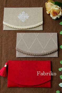 Fabrikoのカルトナージュ ~神戸のアトリエ~ Potli Bags, Organiser Box, Jute Bags, All Craft, Diy And Crafts, Sewing Patterns, Pouch, Handbags, Crochet