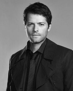 """""""Misha Collins""""< did you mean to type 'sexy'?"""