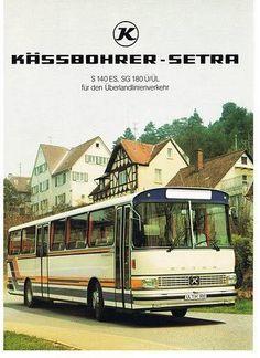 1972 Kässbohrer SETRA 1