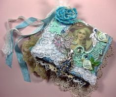 Artful Interludes: Marie's Fabric Che'rit Le Journal