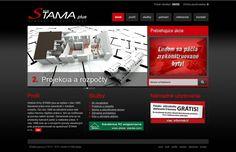 Vytvorili sme internetovú stránku pre pre stavebnú firmu STAMA plus. Na správu jej obsahu je použitý redakčný systém Wordpress, v ktorom si klient jednoducho edituje obsah stránok.
