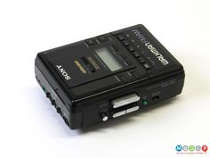 Sony Walkman FM/AM radio cassette player Radios, Casette Tapes, Id Design, Record Players, My Philosophy, Old Tv, The Good Old Days, Retro, Sony Products