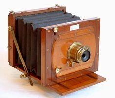 Le Meritoire Camera c1884 J. Lancaster & Son