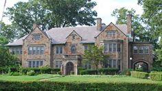 Briggs Mansion, Detroit, Michigan