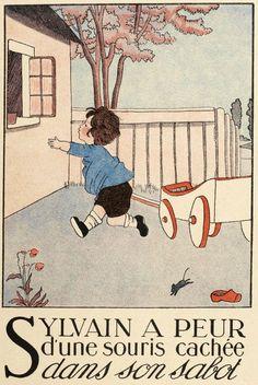 S.-l'alphabet en images, Marie Madeleine Franc Nohain. Source: gallica.bnf.fr