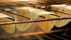 Bake Tortillas Into Hard Taco Shells In Your Oven