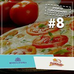 8. Você acha o Pac-Man igualzinho a uma pizza só que com uma fatia a menos? Foi exatamente essa a inspiração do designer japonês Toru Iwatani em 1980. Confira mais curiosidades na Revista D'Ávila.