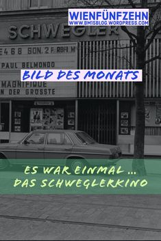 Schweglerkino Museum, Broadway Shows, Historical Photos, Communities Unit, Pictures, Museums