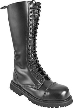 CN Outdoor Mc Allister Outdoor-Boots »Patriot Style« Schwarz 44,Schwarz