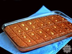 şambali1 Diy Food, Ice Cube Trays, Bread Baking, Waffles, Food And Drink, Cooking Recipes, Breakfast, Cake, Desserts