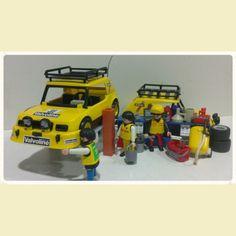 Nuevo equipo en camino #playmobil #playmo #play #playmocustom #playracing #playmobilfigures #playmobilespaña #playmobilinternacional #coche #rally #raid #baja #dakar #racing #vintageRacing #vintage #amarillo #koni #valvoline #hella #rallye #team #shell #custom #rafamobil