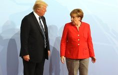 CNN states Merkel chose G20 location to humiliate Trump, but resurfaced AP report says something else