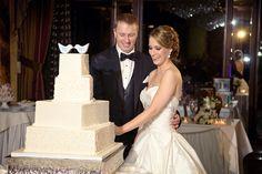 wedding cake Alice + Chris » Linda and Peter