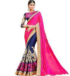 Heavy Work Traditional Wedding Partywear Indian Saree