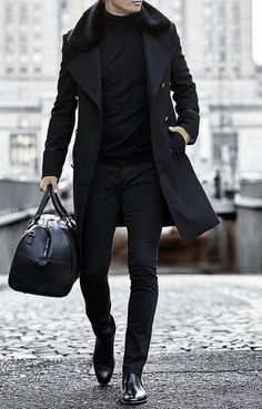 30 The coolest casual winter fashion outfits for me . 30 The coolest casual winter fashion outfits for me ⋆ zonamasak.me , 30 The Most Cool Casual Winter F. Gents Fashion, Fashion Mode, Mens Fashion Suits, Fashion Boots, Fashion Menswear, Trendy Fashion, Fashion For Man, Black Men's Fashion, Mens Suits