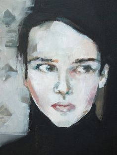 Ruth Shively is a brillant portrait painter I love her use of high contrast, how she captures emotion, and the tone of her paintings.
