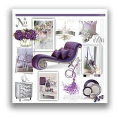"""The Colour Purple..."" by desert-belle ❤ liked on Polyvore featuring interior, interiors, interior design, home, home decor, interior decorating, CamelBak, Lenox, Pier 1 Imports and Ryan Studio"