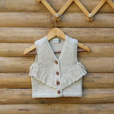 Ruslan Vest Frocks For Girls, Knit Vest, Baby Knitting, Children, Kids, Clothes, Outfits, Shopping, Women
