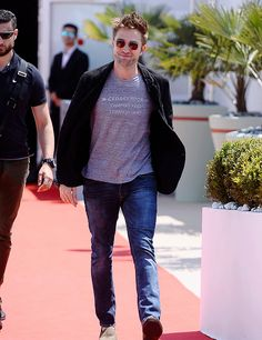 Tumblr Rob in Cannes today  5/27/17