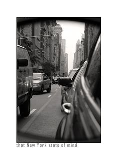 NY state of mind, NYC Copyright: Mihai Raul MRB