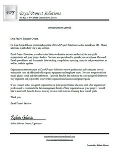 Sample business letter of introduction to new clients pinterest business letters of introduction letter of spiritdancerdesigns Image collections