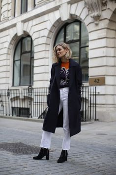 From snug sweaters to shearling coats and oversized scarves, we've rounded up nine cozy outfits that will keep you warm in December.Look 1 View the Original Post / Follow Camille Over...