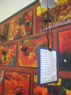 WW2 Art Display | Year 6 S Teaching Displays, Class Displays, School Displays, Classroom Displays, Classroom Ideas, Remembrance Day Activities, Remembrance Sunday, World War 2 Display, The Blitz