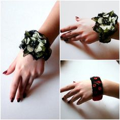 Hey, I found this really awesome Etsy listing at https://www.etsy.com/listing/213167112/bangle-set-of-2-bracelet-upcycled-fabric