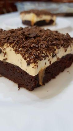 Tiramisu, Brownies, Sweets, Ethnic Recipes, Desserts, Chocolates, Pastries, Food, Cake Brownies