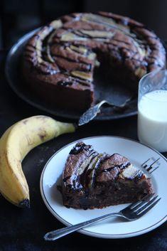 Pätkis-Banaanikakku