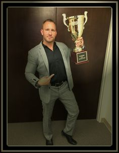 Congratulations to our Managing Partner and his team!  The crew took home the trophy for the second quarter by having the highest quality of sales throughout the U.S!  Stay tuned for the upcoming press release regarding the award.