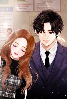 I know yo Karthik.what is the use of hiding it . Manga Couple, Anime Love Couple, Couple Cartoon, Manga Anime, Couples Comics, Cute Cartoon Pictures, Cute Anime Coupes, Cute Couple Art, Romantic Manga