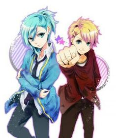 Syo and Ai
