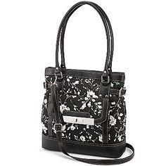 American Living Hayden Park Mega Tote - jcpenney Women's Handbags, Handbag Accessories, Park, American, My Style, Sweet, Fashion, Candy, Moda