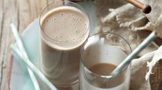 Peanut butter breakfast smoothie recipe