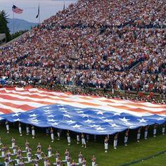 America's Freedom Festival - Stadium of Fire  July 4, 2012