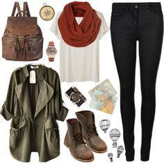 #traveler #outfit #2015
