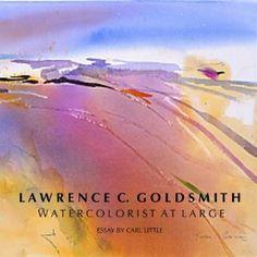 Lawrence Goldsmith watercolour